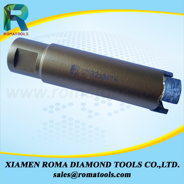 Core Bits for Stone Drilling