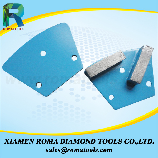 Diamond Grinding Shoes for Floor