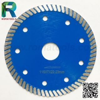 115mm Super Thin Turbo Blade
