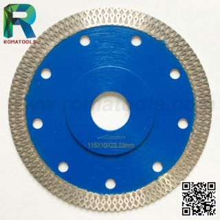 "4.5"" Super Thin X Turbo Blade"